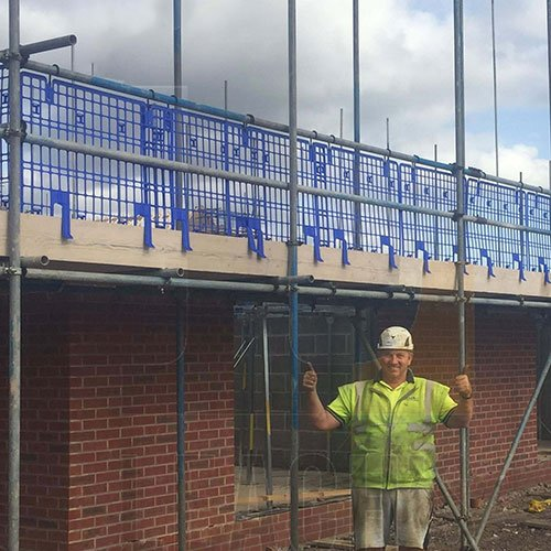 Commercial-Scaffolder-Hampshire